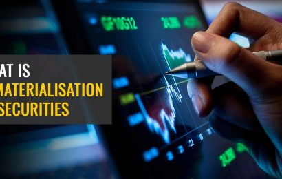 Dematerialisation of Securities Explained